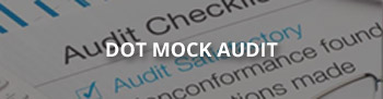 DOT Mock Audit